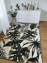 Ковер Creative Carpets с цветами SCANDINAVIAN MONSTERA 5